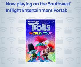 September Inflight Entertainment Offerings