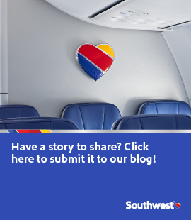 Southwest Stories promotion banner