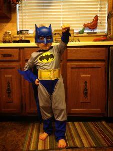 will batman