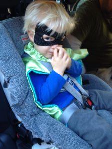 will car seat