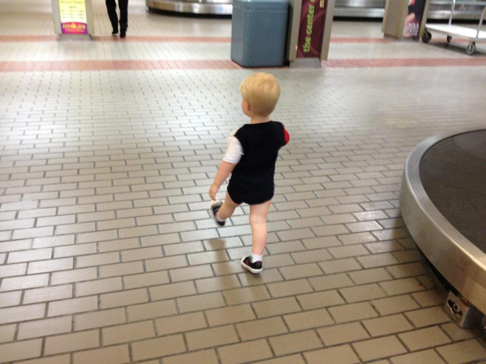 Tips For Traveling With A Toddler The Southwest Airlines Community
