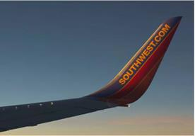 In 2012, Southwest invested more than $400 million in projects to improve our fuel efficiency and reduce emissions.