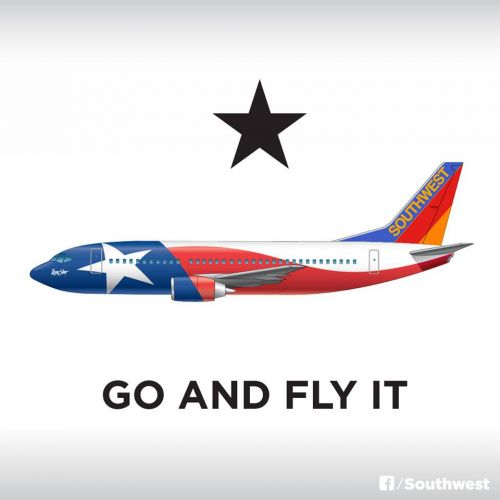 Spot Lone Star One Contest! - The Southwest Airlines Community