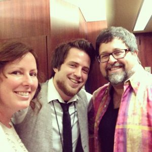 With Lee Dewyze