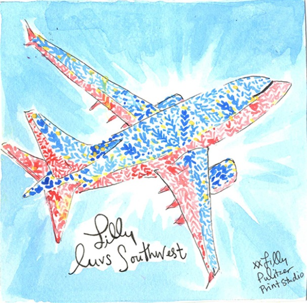 At Lilly We Are All About Tradition With A Twist And That S Why Southwest Is Our Favorite Airline Personally I Love M The Gest
