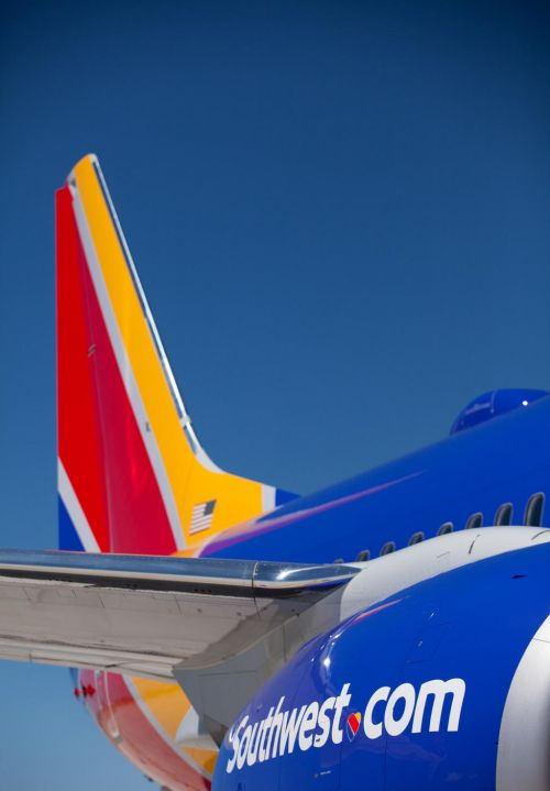 Twitter Status - @SouthwestAir - This tail is Bound 2…