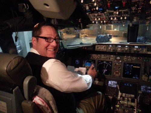 Brad cockpit 2
