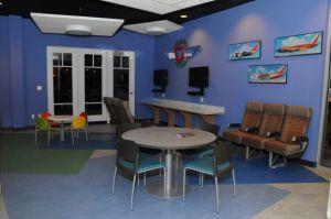 Playroom at Ronald McDonald House