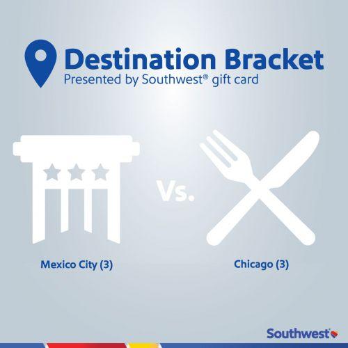 Mexico City vs. Chicago