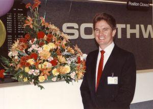 Station Manager Greg Winston