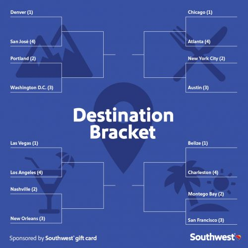 Destination Bracket