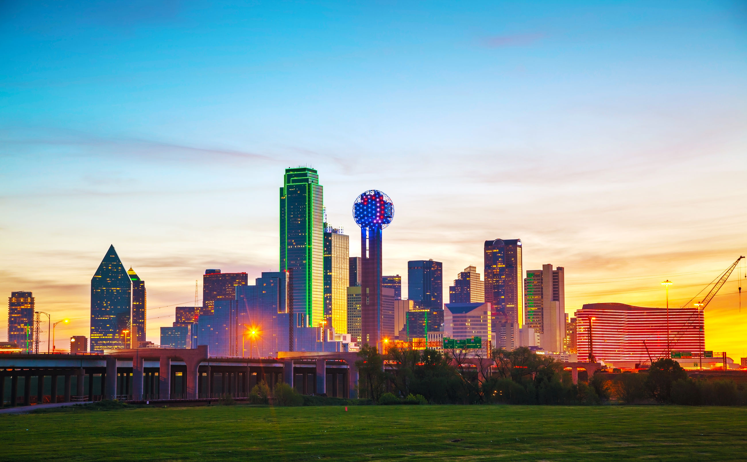 Evolving cities reach for the sky line the southwest for Sport city motors dallas tx