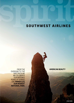 July 2013 Spirit Magazine Cover