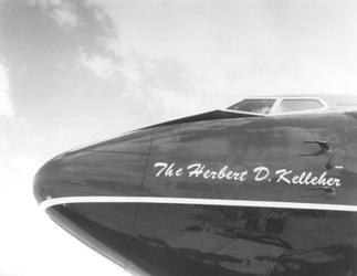 The Herbert D. Kelleher Plane