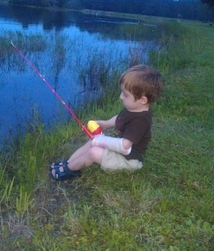 Cameron Fishing