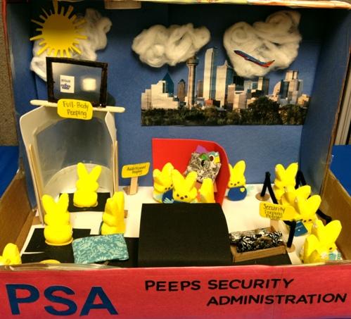 Peep PSA