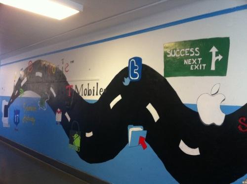 EWR Mural
