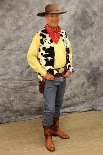 Gary as Woody