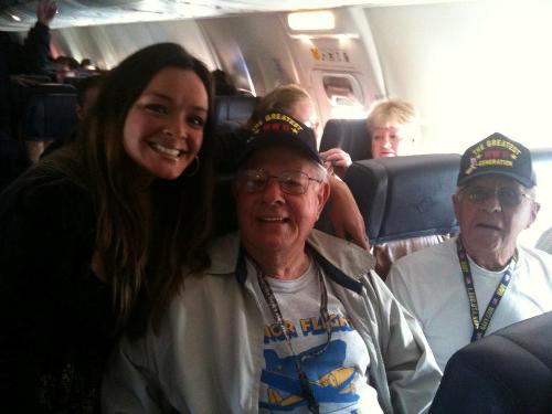 Honor Flight Amber