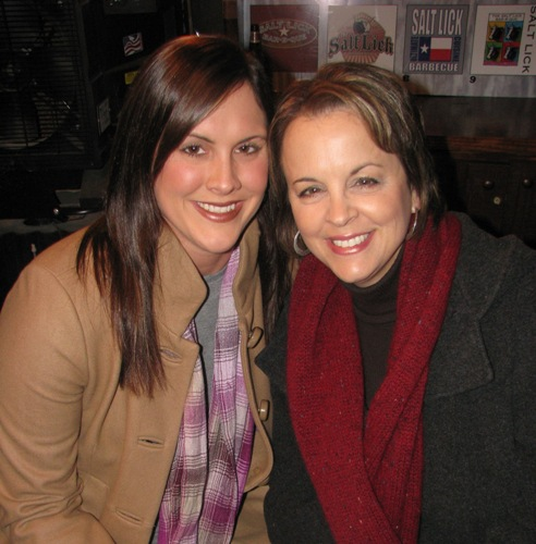 Erin and Mom