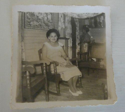 Jose Pacheco's Mom