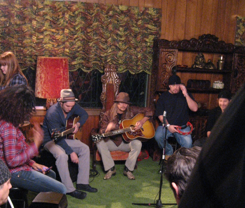 Kidd Rock Jungle Room