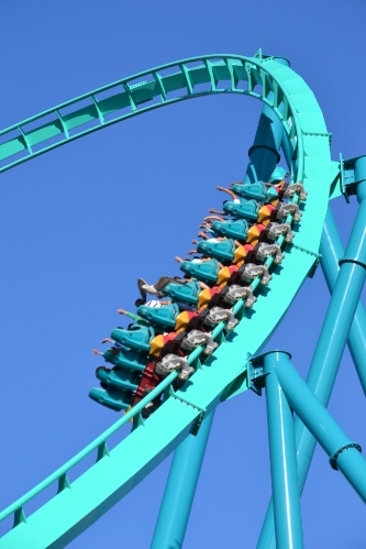 The Year of 100 Roller Coasters Part 2: Clearing C ...