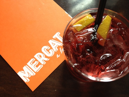 Sangria at Mercat