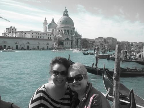 Mom and Ana
