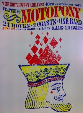 Motopony Poster