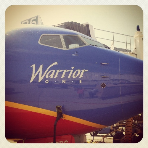 Warrior one Instagram