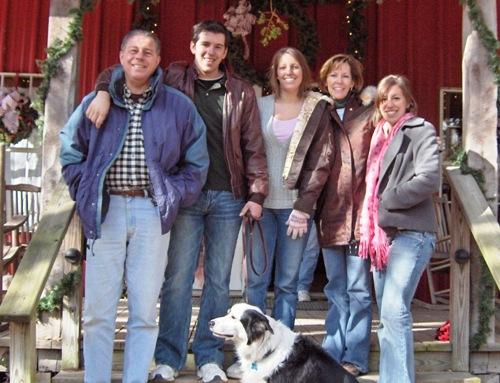 Capn Joe and Family