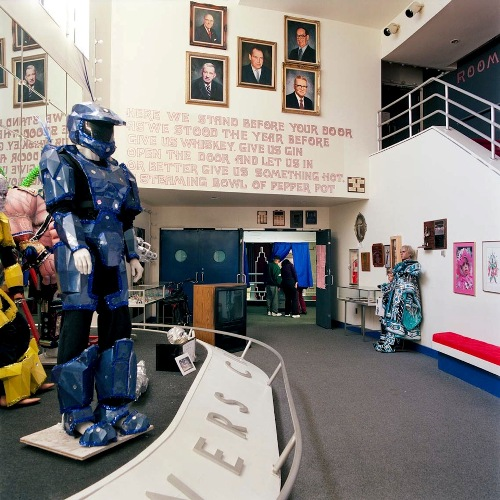Mummer's Museum