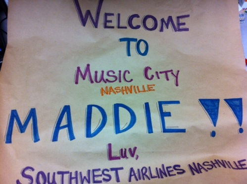 Welcome to BNA Maddie