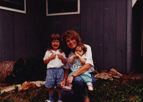 Whitney & Mom