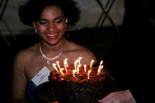 Tyreia Birthday