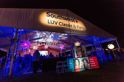Time to TEE up for the Southwest Airlines' LUV Classic Golf Tournament & Party