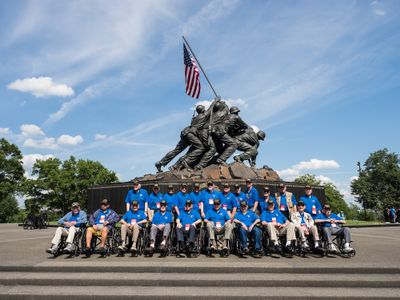 Honoring Our Heroes through Honor Flights
