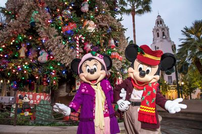 Southwest's Guide to Disneyland During Christmas!