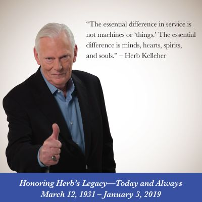 Remembering Herb: An Inspiration Today and Always