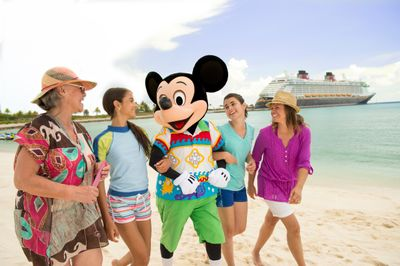 Take Off to Set Sail! Southwest® offers a magical Disney Cruise Line vacation