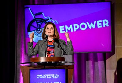 Celebrating Female Voices: Southwest Supports the 2020 International Women's Day Forum