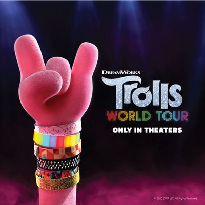 Perfect Harmony with Trolls World Tour
