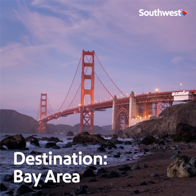 Destination Bay Area: Going beyond the City by the Bay