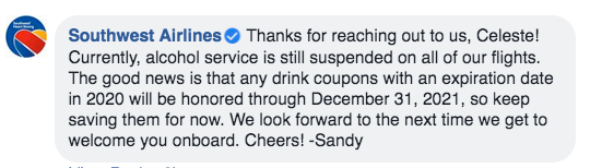 southwest drink coupons 2021.png