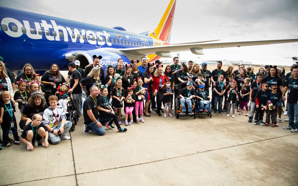 Kidd's Kids & Southwest Airlines.jpg