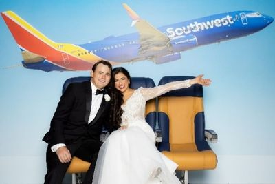 Southwest Airlines Brings Hearts Together at 35,000 Feet