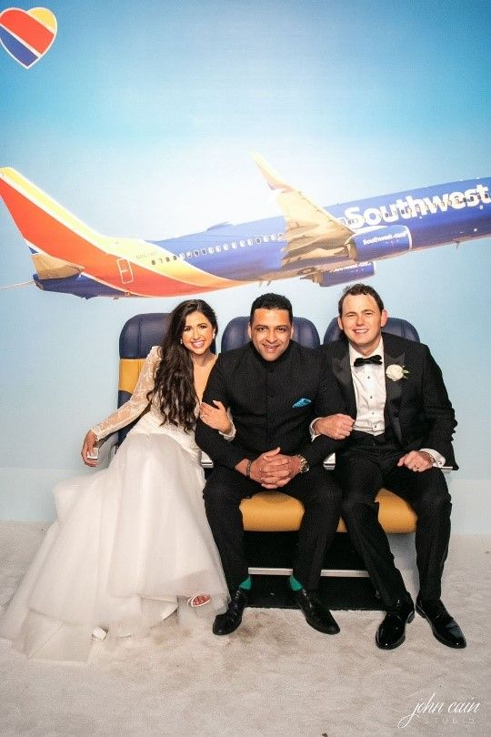 Southwest Airlines Brings Hearts Together at 35,000 Feet.png