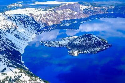 Eugene is one of the most convenient airports for those headed to Crater Lake (Alex Wells)