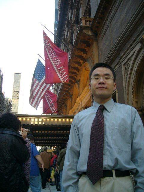 Carnegie Hall NYC.